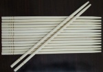 Round Disposable Bamboo Chopsticks