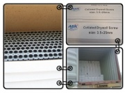 Collated Drywall Screw for Brazil Market